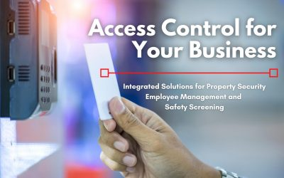 Manage Your Doors: Access Control for Businesses