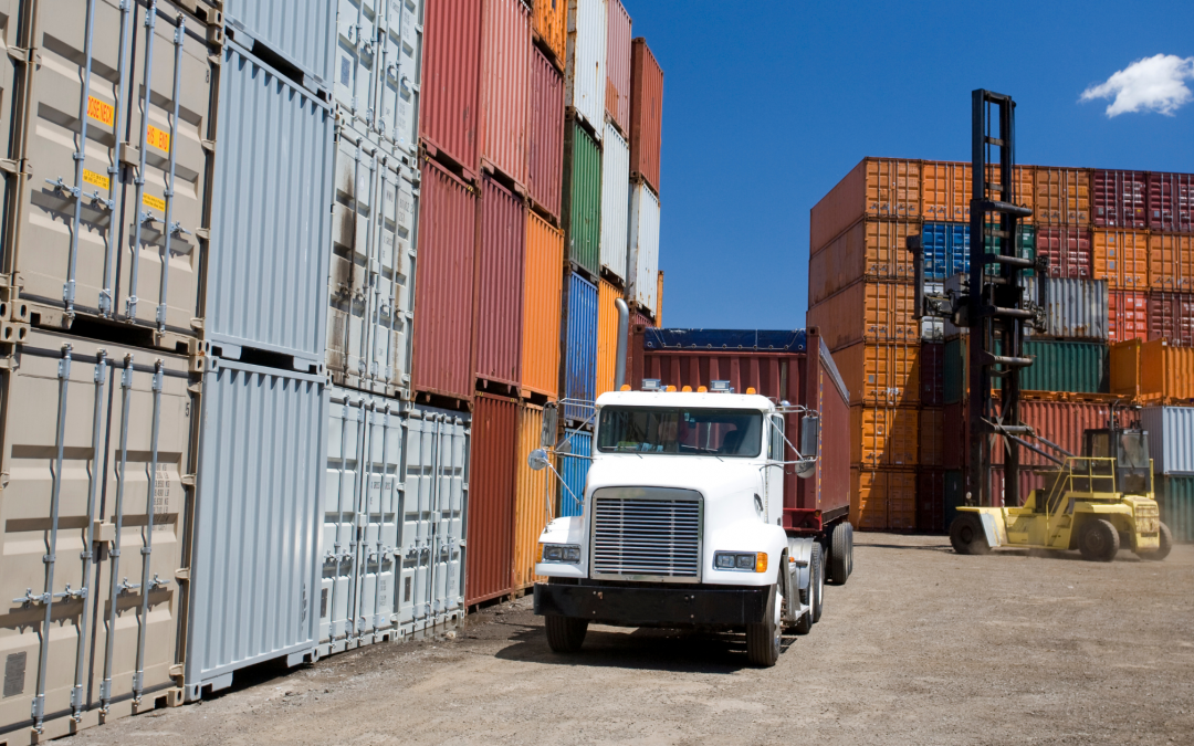 Access Control For Freight Facilities And Trucking Yards